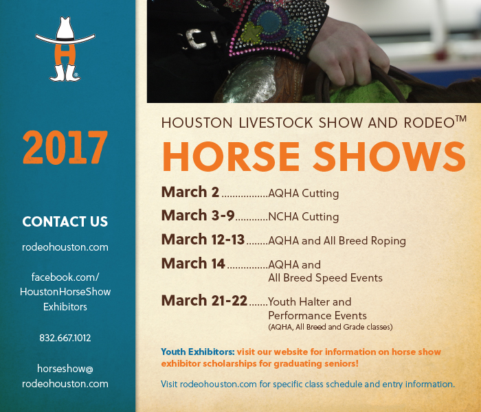 Houston Livestock Show And Rodeo 2017 Schedule Austin