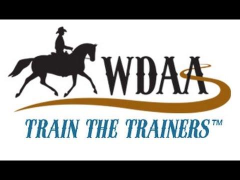 WDAA Train the Trainers™ Clinic in February 2014