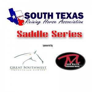 South Texas Reining Horse Association Announces Saddle Series for 2017 Reining Shows