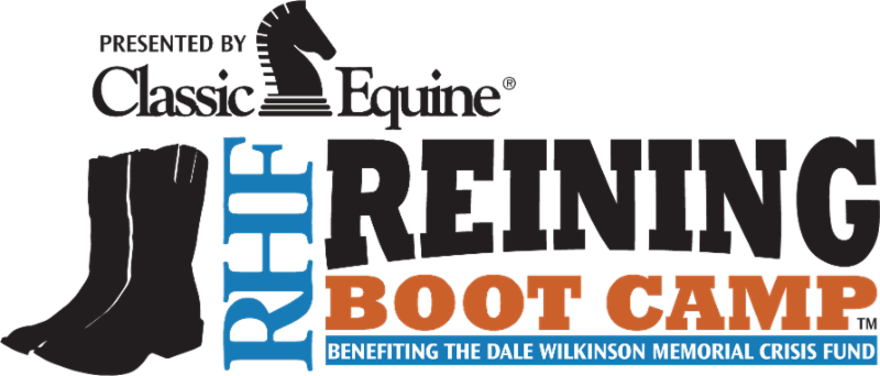 Reining Boot Camp at Cardinal Reining Horses, Aubrey, TX – May 27, 2017