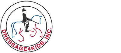 Dressage4Kids Clinic with Lendon Gray – Sept 16-17, 2017
