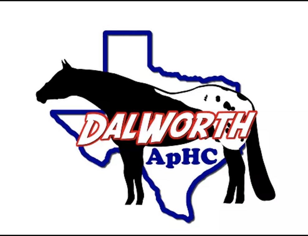 DalWorth ApHC Appaloosa Horse Club