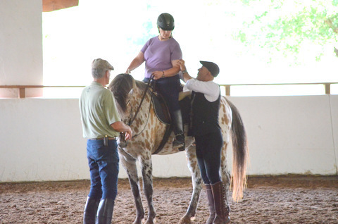 Lightness Foundation Clinic: Classical Dressage and Osteopathy – May 6-7, 2017