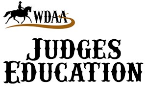 WDAA Announces 2017 WDAA Judges Education Seminar + Price Increases
