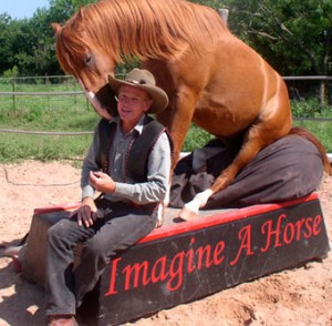 3 Day Hands-On Horse Trick Training Camp With Master Trick Horse Trainers Allen Pogue and Suzanne De Laurentis