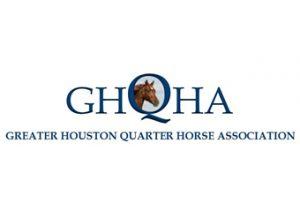 GHQHA Greater Houston Quarter Horse Association - 2018 Shows