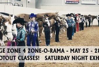 2018 Memorial Day Spectacular APHA Horse Show –  Waco, TX