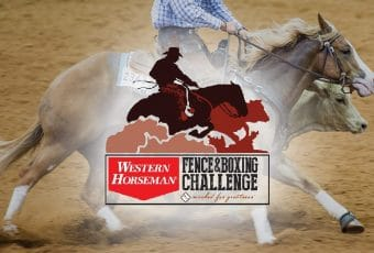 Working Cow Horse All-Breed $5,000-Added Fence & Boxing Challenge 2018 – Fort Worth, TX